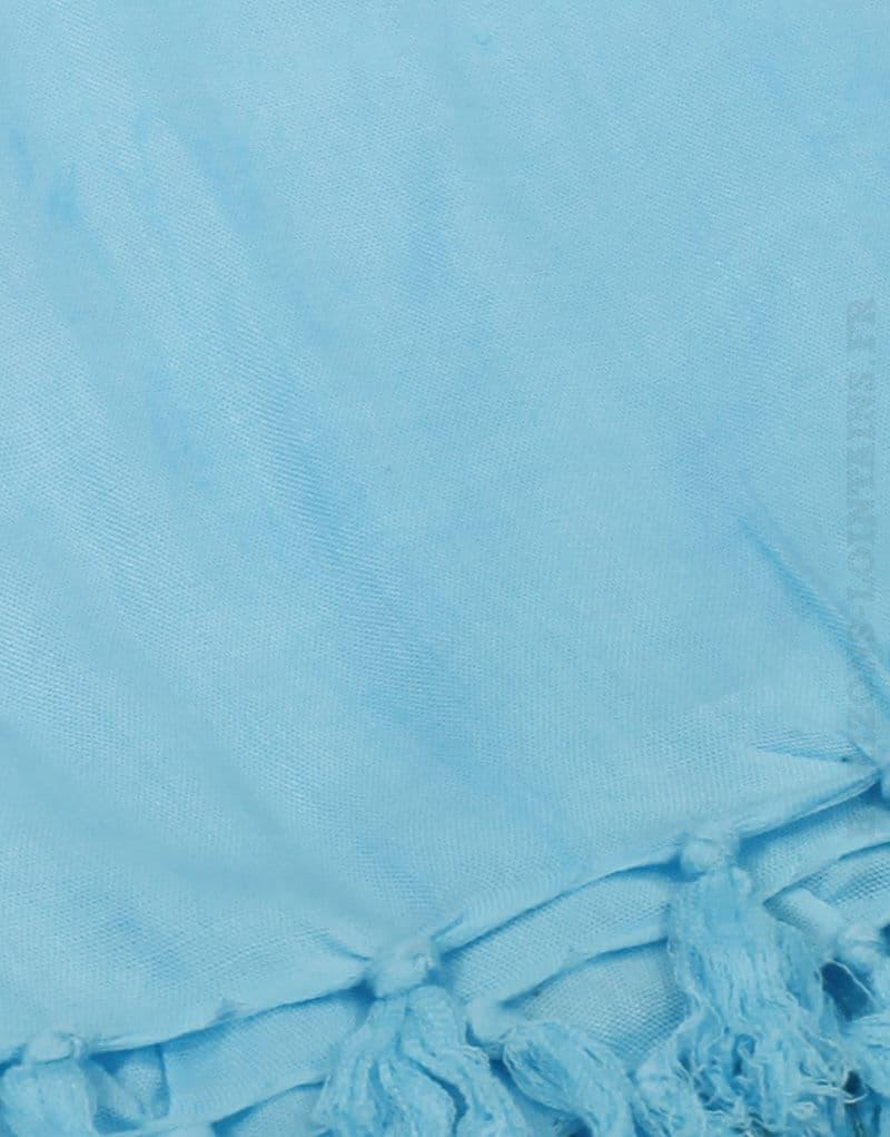Par os de plage color s pastels acidul s horizons for Bleu turquoise clair