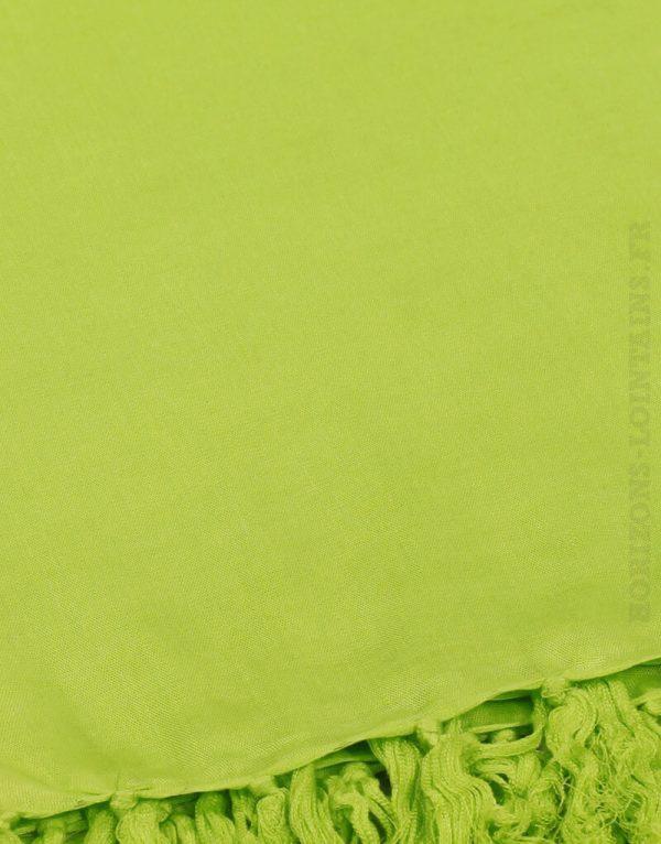 Par o de plage uni grande taille couleur turquoise fonc - La couleur vert anis ...