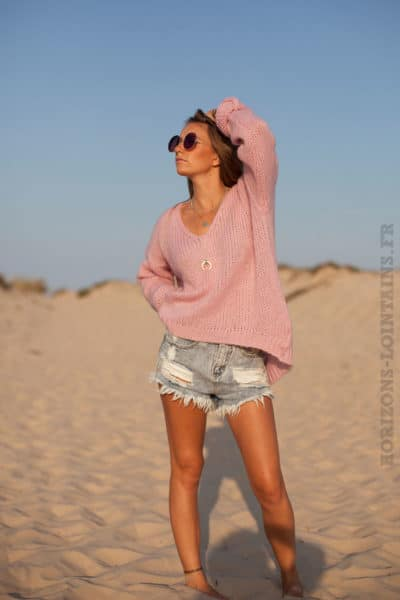 pull-grosses-mailles-rose-100