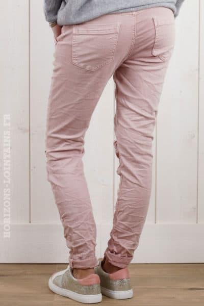 pantalon-rose-poudré-lacet
