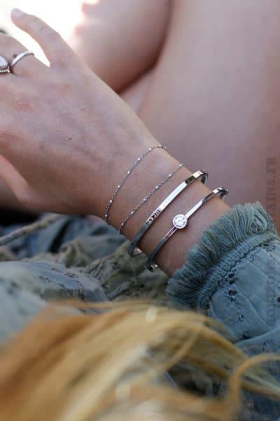 Bracelet-chaine-argent-perles-vert-d'eau-84-2