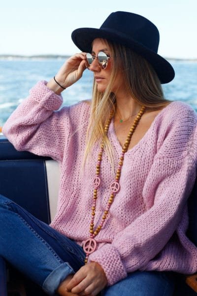 pull-grosses-mailles-loose-rose-100