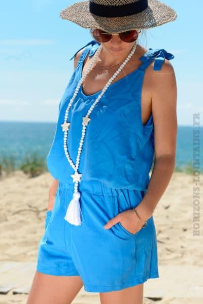 Combie-short-bretelles-avec-nœuds-bleu-roi-b1