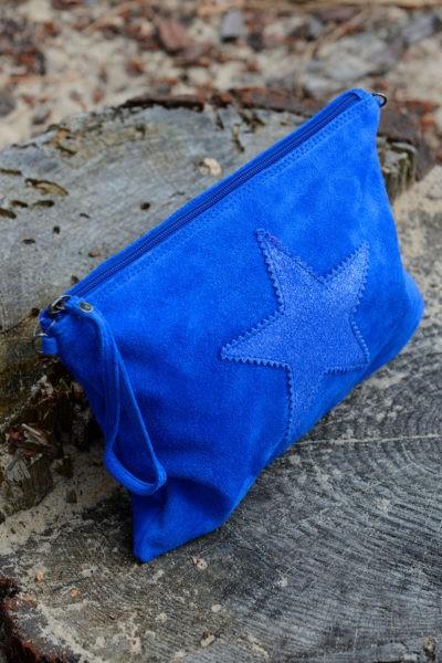 Grande-pochette-étoile-en-croûte-de-cuir-bleu-royal-b06-2