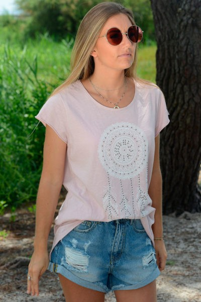 Tshirt-rose-dreamcatcher-b145-2