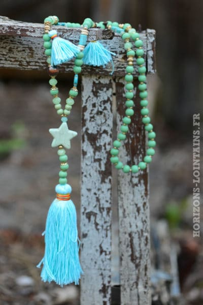 col-091-perles-etoile-vertes-pompon-turquoise-