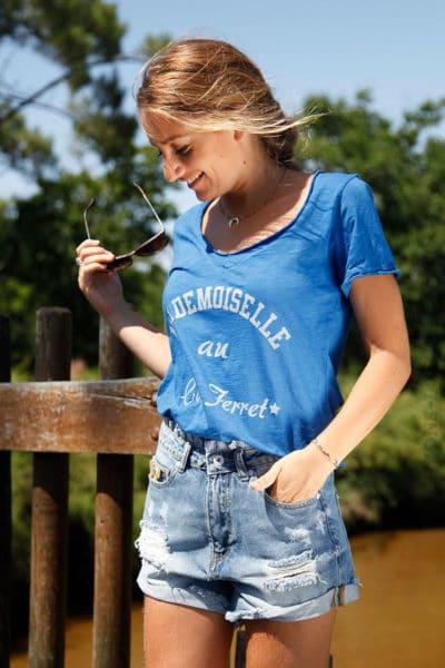 T-shirt--bleu-ROI-mademoiselle-au-cap-ferret-b168
