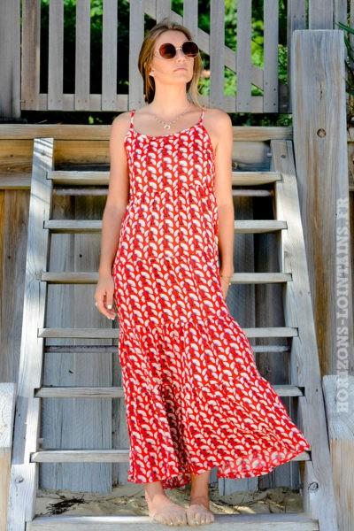 robe-B055-longue-volantee-rouge---