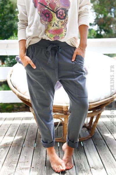 Pantalon-de-jogging-gris-foncé-urbain-à-poches-04-2