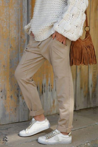 Pantalon-de-jogging-camel-urbain-à-poches-04