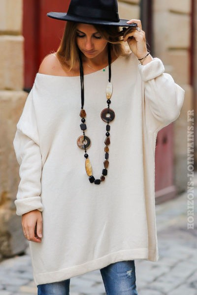 Collier-perles-camel-effet-nacré-bijoux-look-femme
