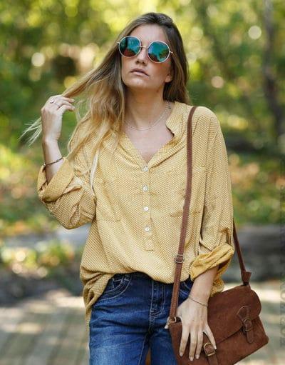 Chemises, Blouses & Tuniques