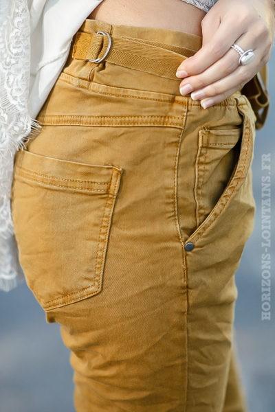 Pantalons   Jeans pour femme (Jean slim, stretch, taille haute ... 03e4fdd2f36