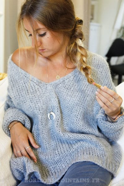 pull-grosses-mailles-gris-cocooning-chaud