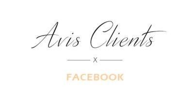 Voir les avis de nos clients sur Facebook
