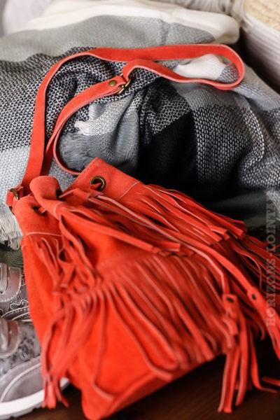 Grand-sac-seau-corail-franges-lien-ajustable-look-femme-hippie-chic