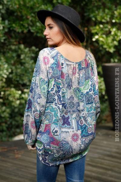 Tunique-avec-imprimé-nuances-de-bleu-c21-boheme-chic-large-grande-taille-femme-ronde