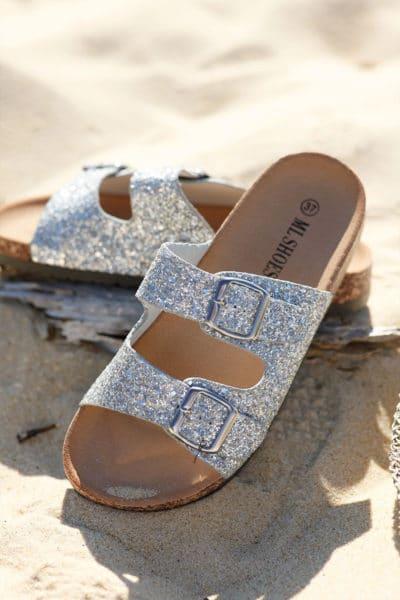 Sandales-silver-à-paillettes-deux-brides-c10