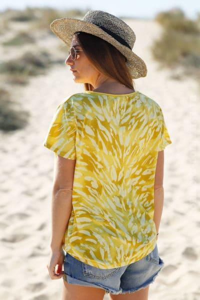 T-shirt-nuances-de-jaune-c80