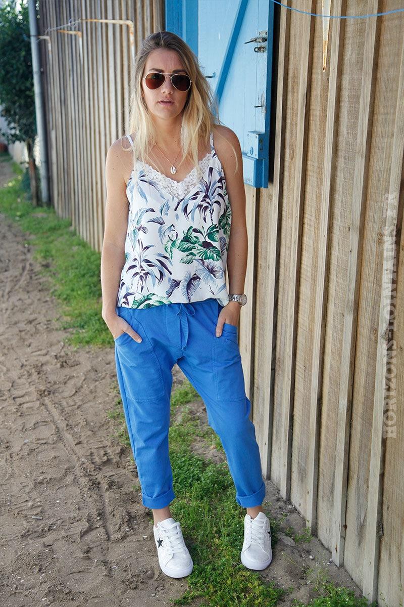 Pantalon-de-jogging-bleu-roi-urbain-à-poches-04