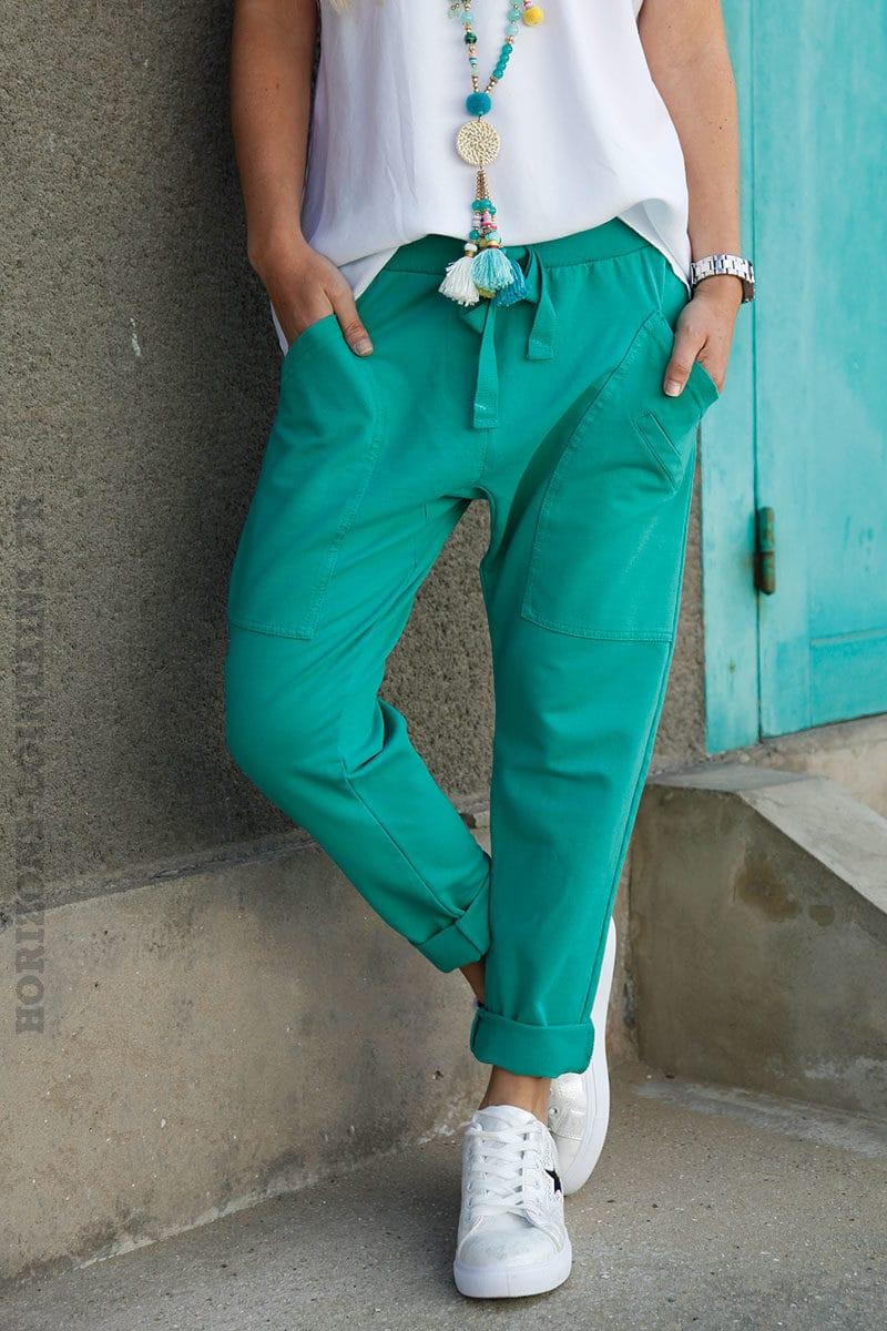 Pantalon-de-jogging-couleur-jade-urbain-à-poches-04