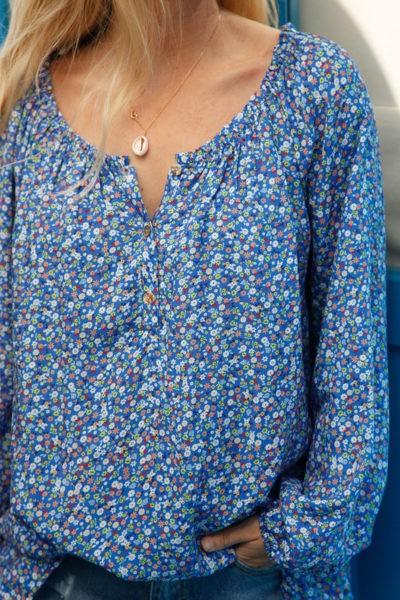 Tunique-bleu-imprimé-liberty-petits-boutons-c91