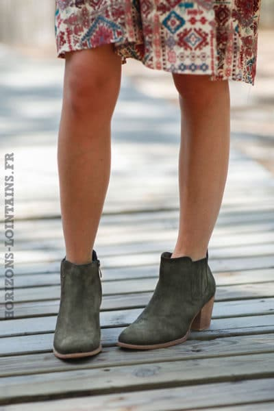 low-boots-kaki-suedine-bottines