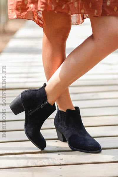 low-boots-noir-talon-bottines