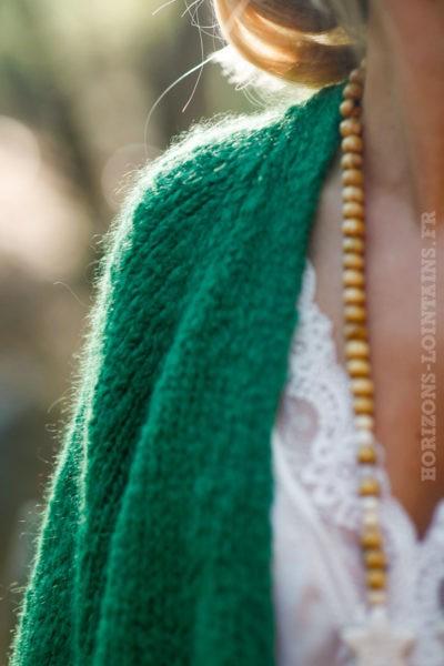 Gilet-vert-grosses-mailles-manches-raglan-avec-poches-esprit-bohème-hippie-C029-5