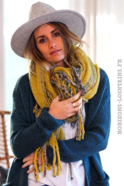 Echarpe-douce-moutarde-femme-vêtements-hiver-horizons-lointains-019