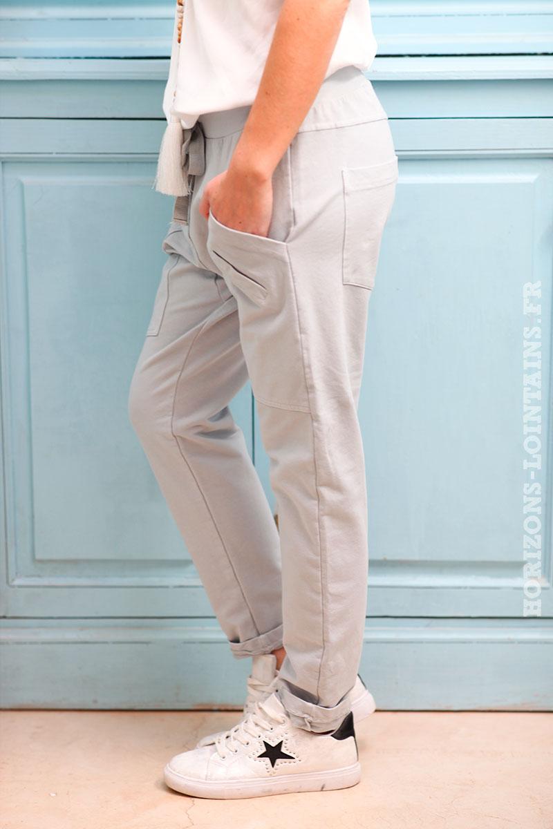 Pantalon-de-jogging-gris-clair-urbain-à-poches-004