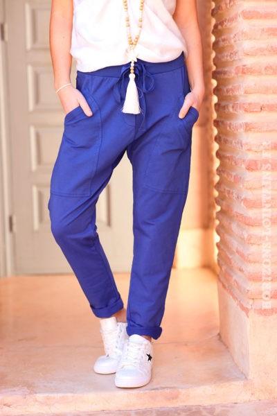 Pantalon-de-jogging-bleu-électrique-urbain-à-poches-004