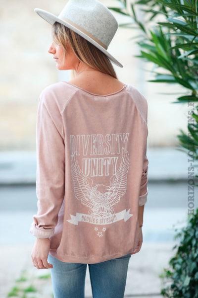 Pull-rose-poudré-esprit-sweat-avec-message-devant-et-dos-d10-1