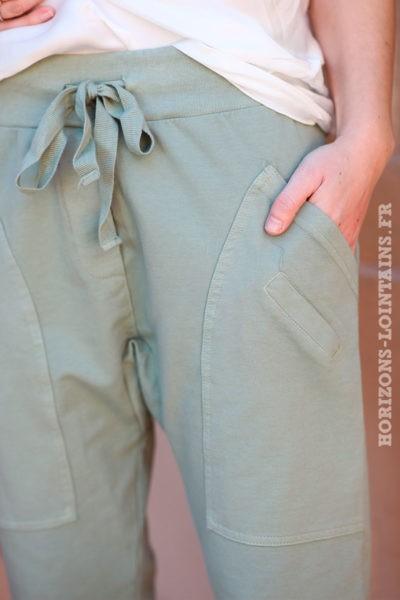 Pantalon-de-jogging-kaki-clair-urbain-à-poches-004