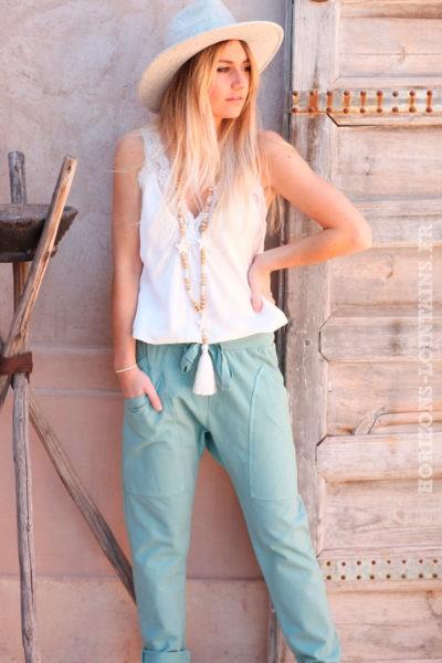 Pantalon-de-jogging-vert-céladon-clair-urbain-à-poches-004