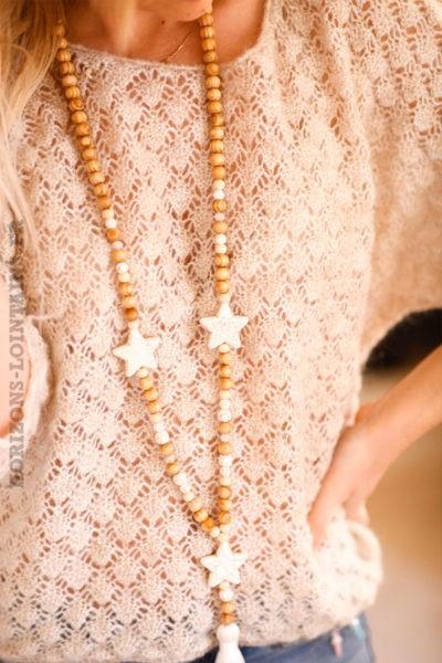 Pull-beige-manches-courtes-mailles-arrondies-ajourées-d21