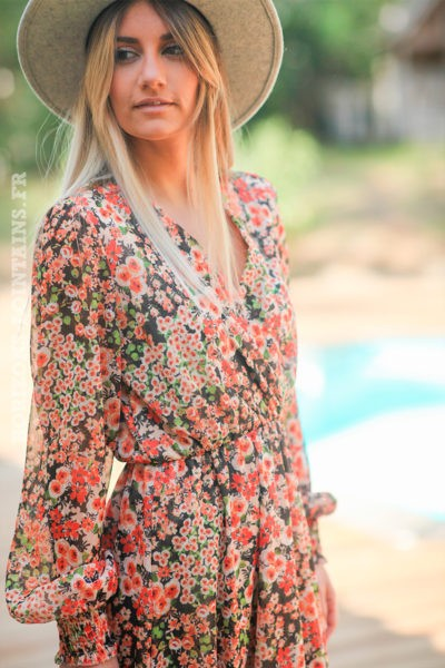 Robe-milongue-cache-cœur-motifs-fleurs-nuances-de-rose-d24
