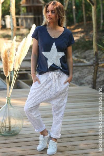 Pantalon-blanc-coupe-baggy-dentelle-pantalons-femme-ample-confortable-style-bohème-hippie-D024