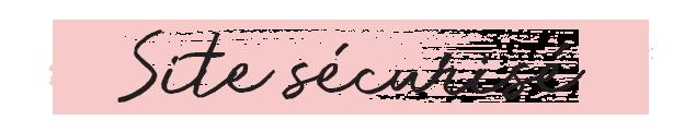 Site français sécurisé