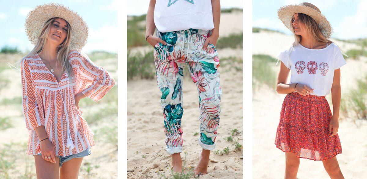 pantalon-tropical-tunique-ethnique-couleur