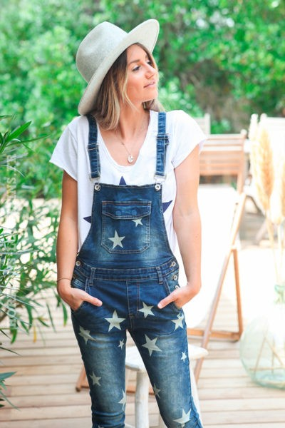 Salopette-en-jean-avec-étoiles-d14 6